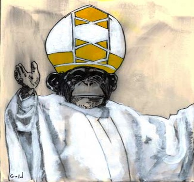 The Chimpanzee Manifesto: Artist, Nathaniel Gold