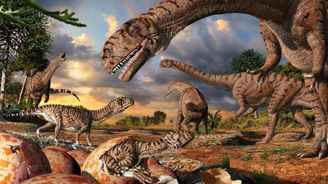 Prehistoric Preschool