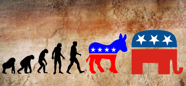 The Radical Theory of Evolution That Explains Democrats and Republicans