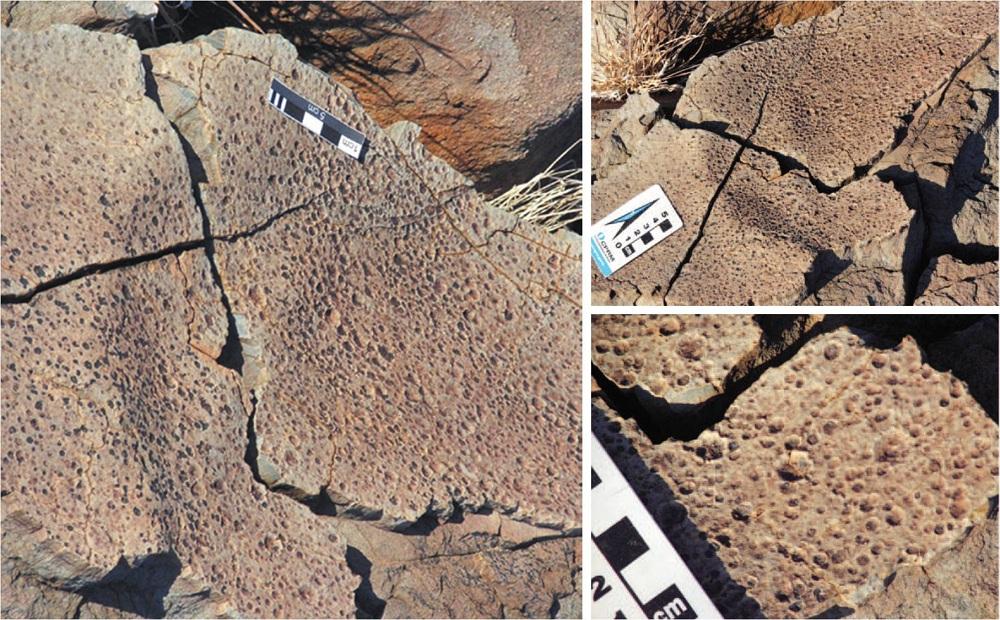 Ancient Raindrops Reveal Secrets of a Prehistoric Atmosphere