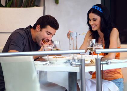 Eating With an Ex 'Can Trigger Sexual Jealousy,' Study Finds