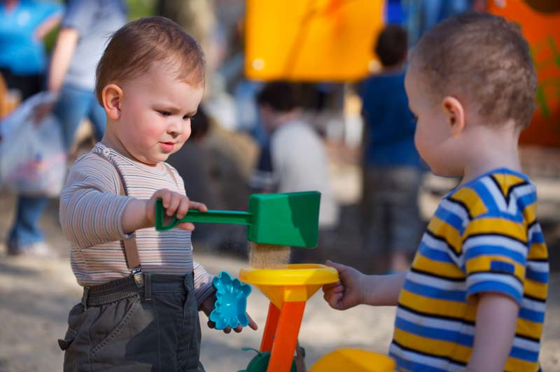 Toddlers Show Less Sympathy for Whiners