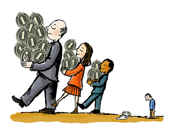 Joseph Stiglitz. The Price of Inequality. Cultural Evolution. The Evolution Institute.
