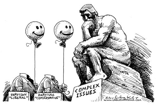 Why Partisans Can't Explain Their Views