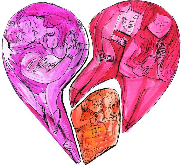 New Love: A Short Shelf Life