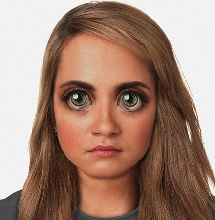 How The Human Face Might Look In 100,000 Years