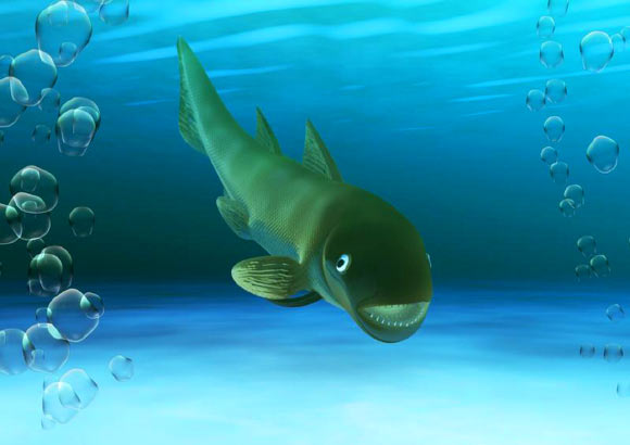 New Species of Spiny Shark Lived 408 Million Years Ago