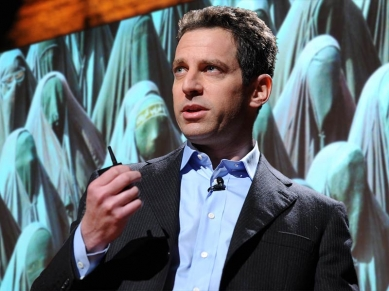 Here He Goes Again: Sam Harris's Falsehoods
