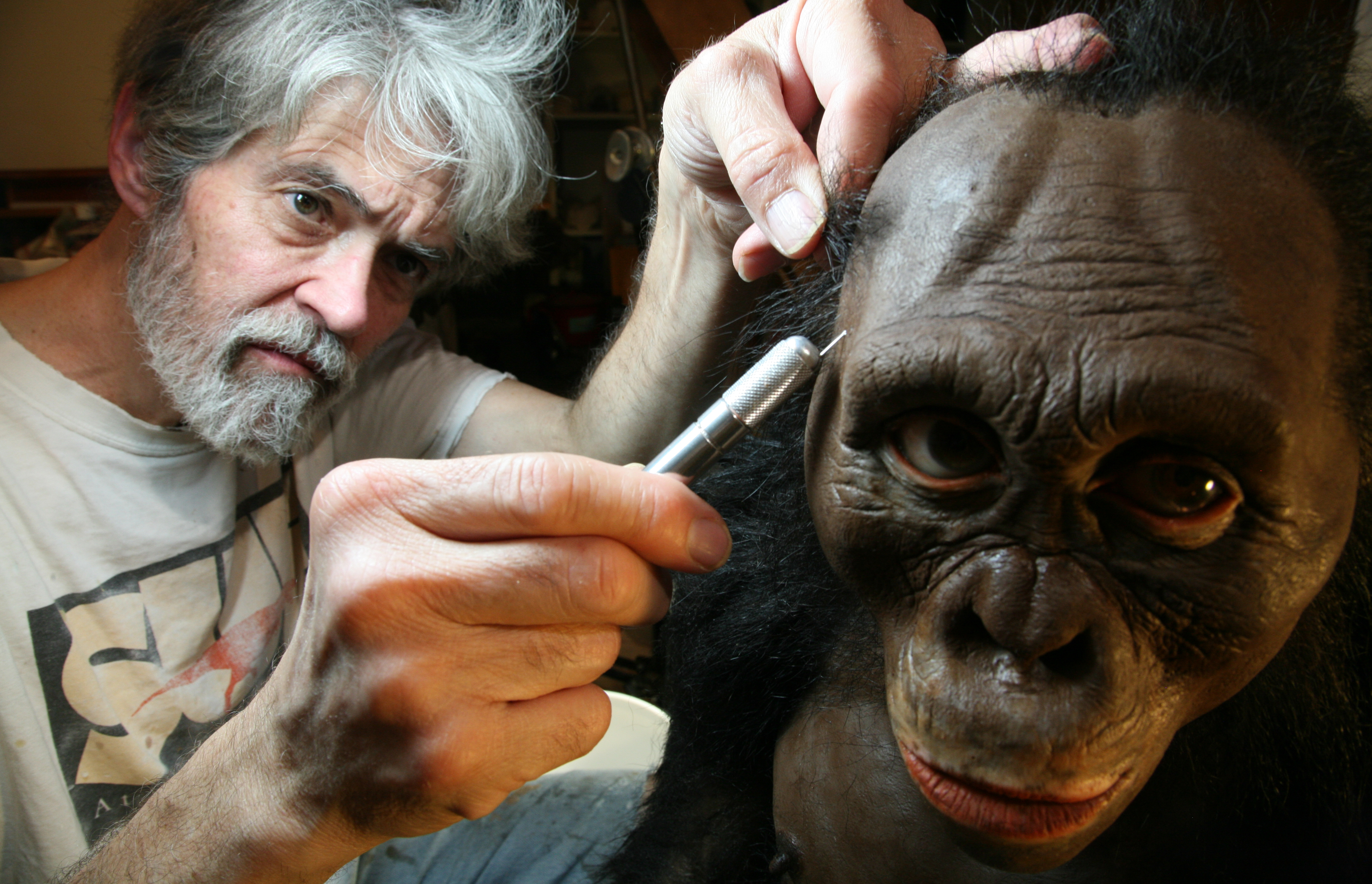Paleoartist John Gurche on Recreating Prehistoric Life: Part I