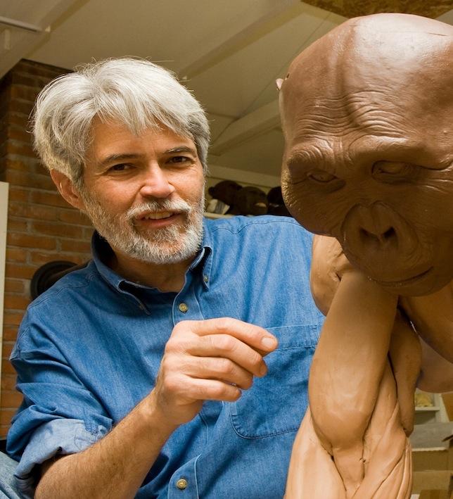 Paleoartist John Gurche on Recreating Prehistoric Life: Part II