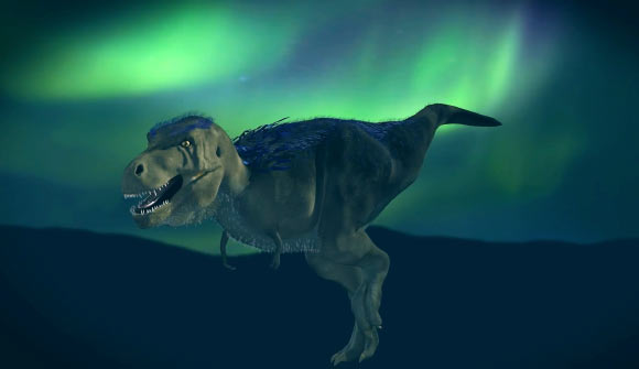 Tiny Tyrannosaur Becomes Big News