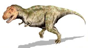 For the Mighty Tyrannosaurids, It Was All In The Neck
