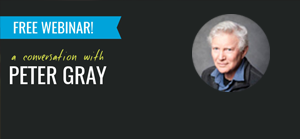[WEBINAR] Learning from Evolution About Childhood & Education: A Conversation With Peter Gray