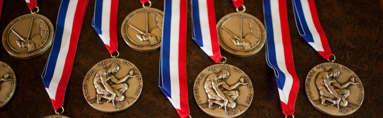 National Medal Of Science Awarded To Political Scientist Robert Axelrod
