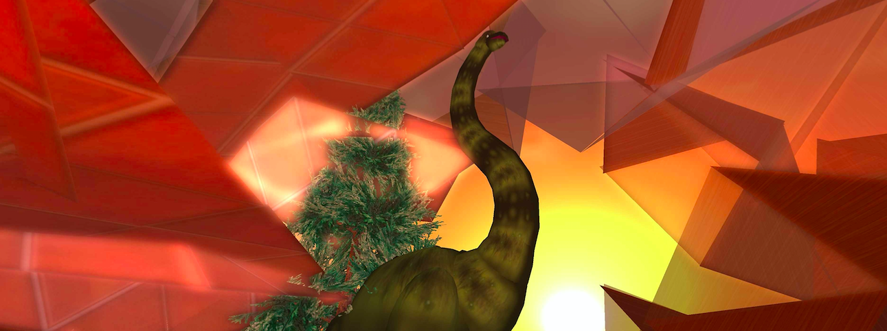 Dinosaur Diet Was Psychedelic - This View Of Life