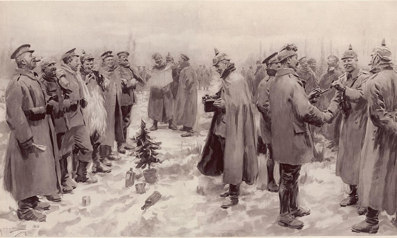 A Christmas Truce in the Study of War