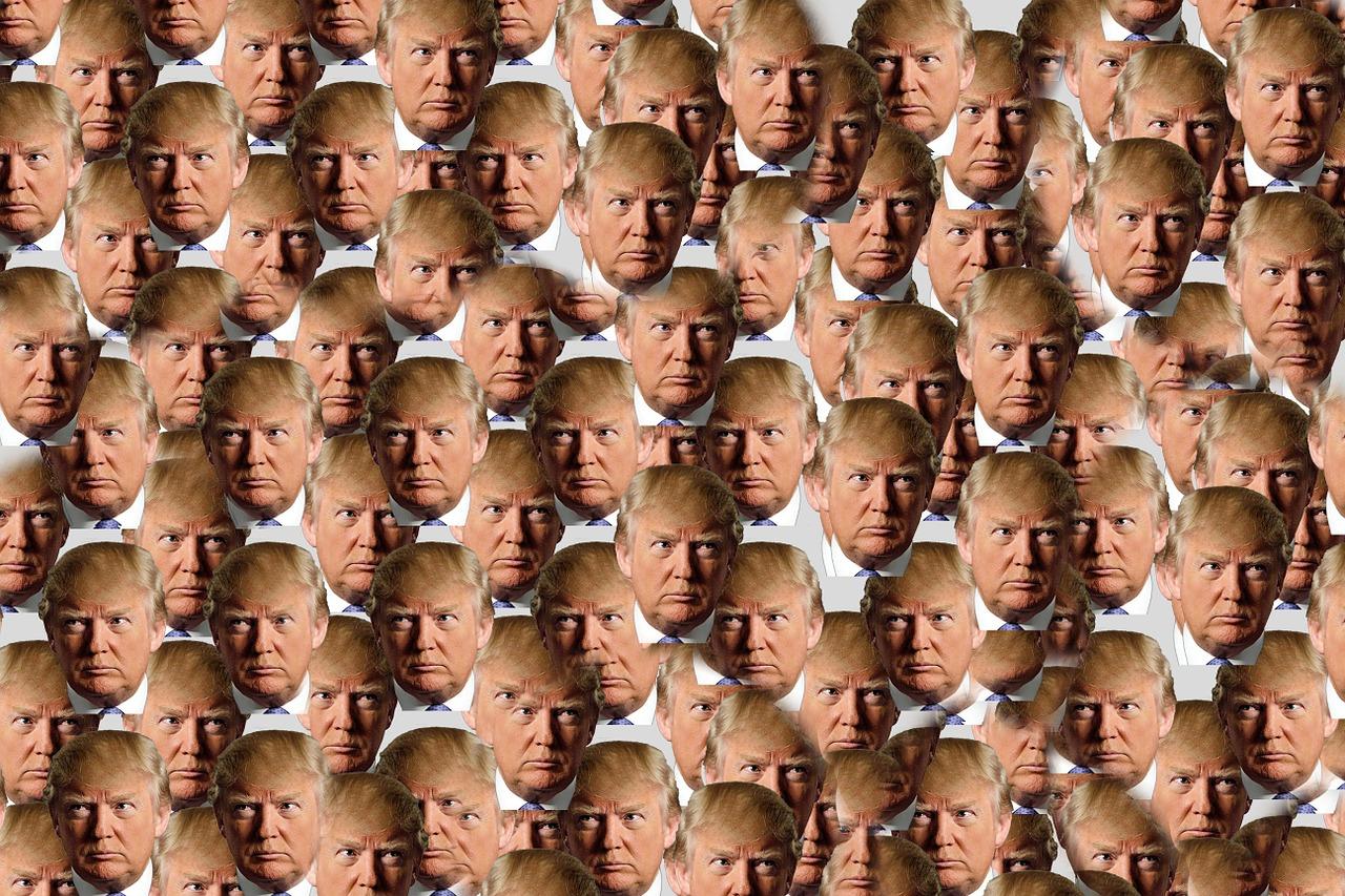 How WEIRD is Donald Trump?