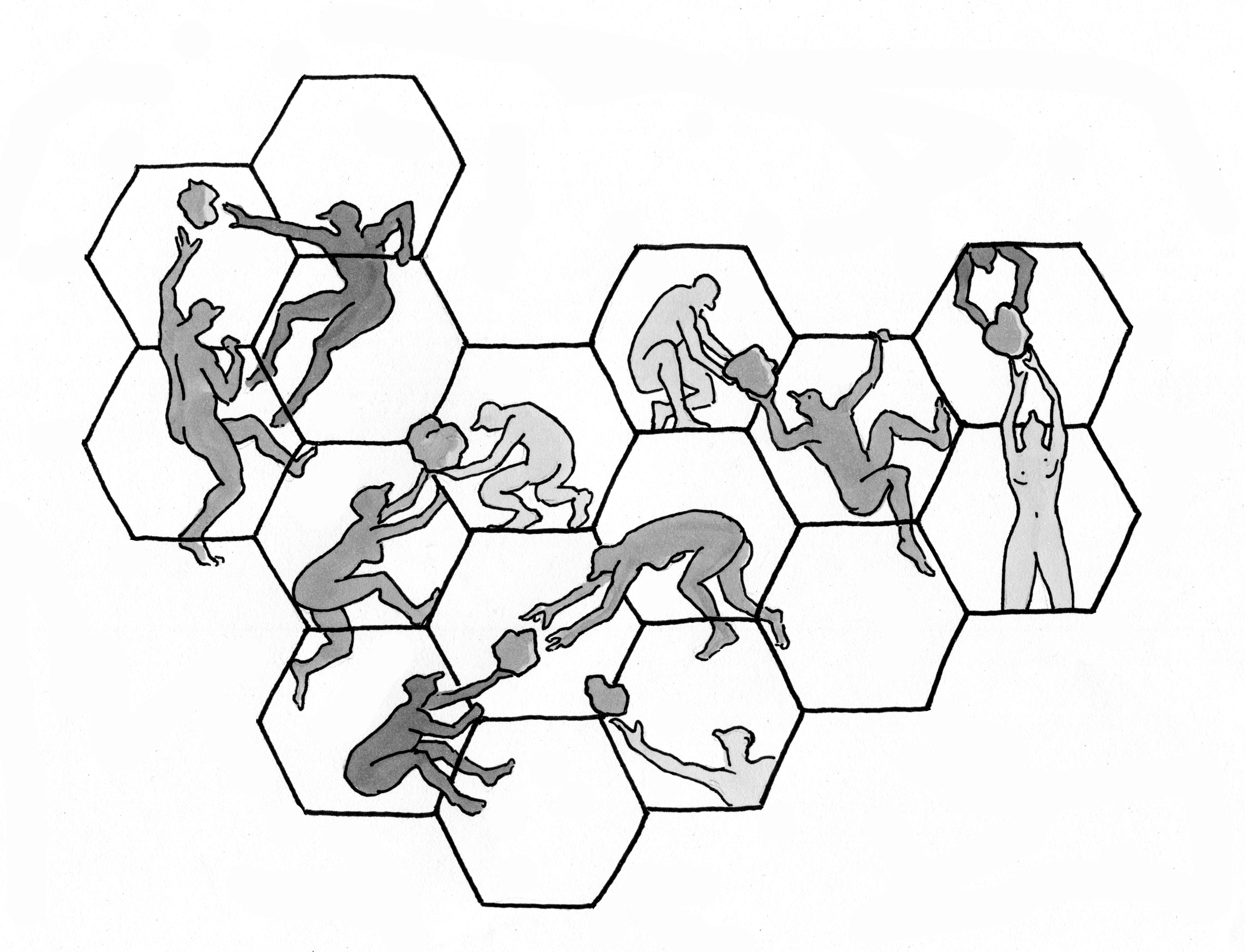 The Human Social Organism and a Parliament of Genes