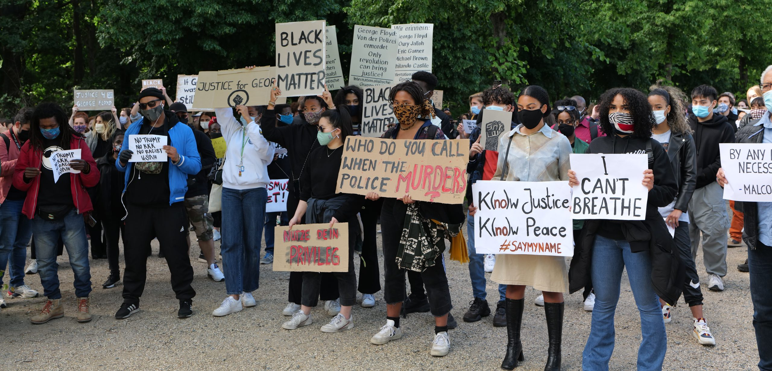 Black Lives Matter and Intersectional Conflict
