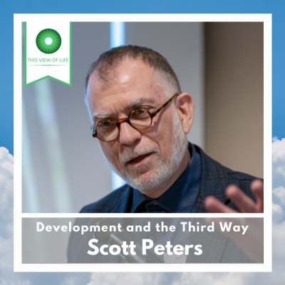 Development and the Third Way with Scott Peters