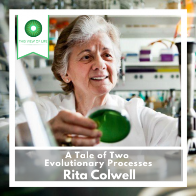 A Tale of Two Evolutionary Processes, with Rita Colwell