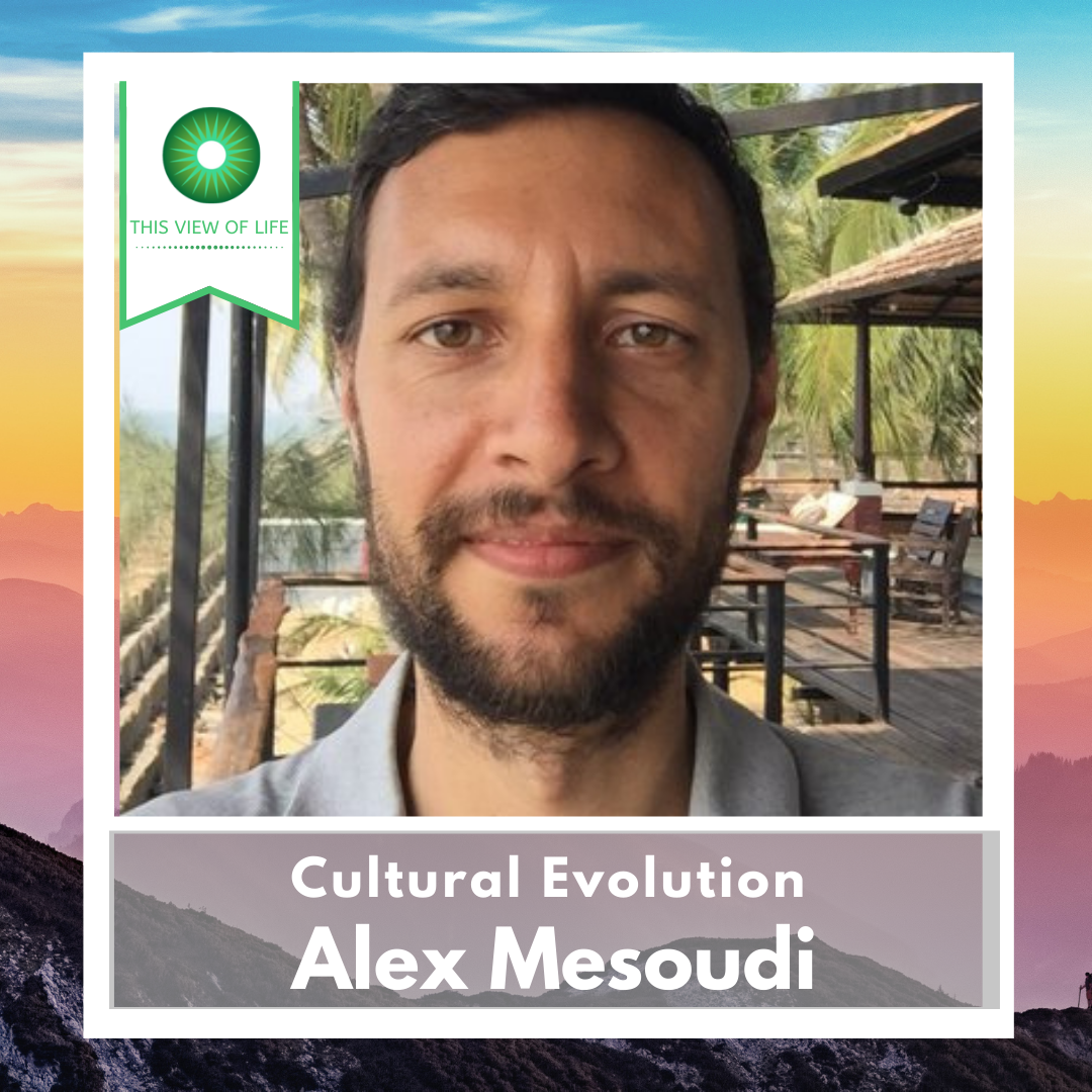 Cultural Evolution with Alex Mesoudi