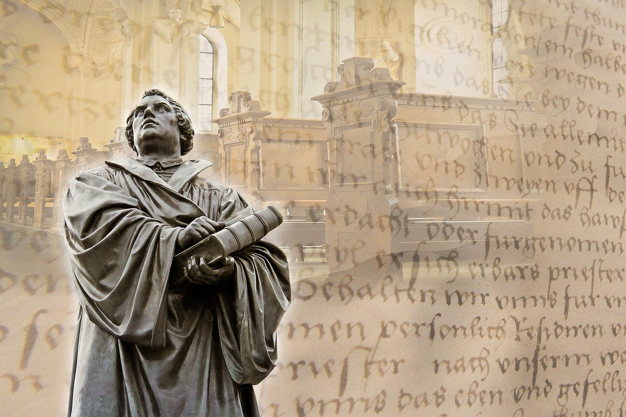 Martin Luther Rewired Your Brain